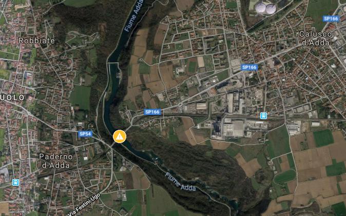 Mappa Ponti e Viadotti a Rischio - Ponte di San Michele.PNG