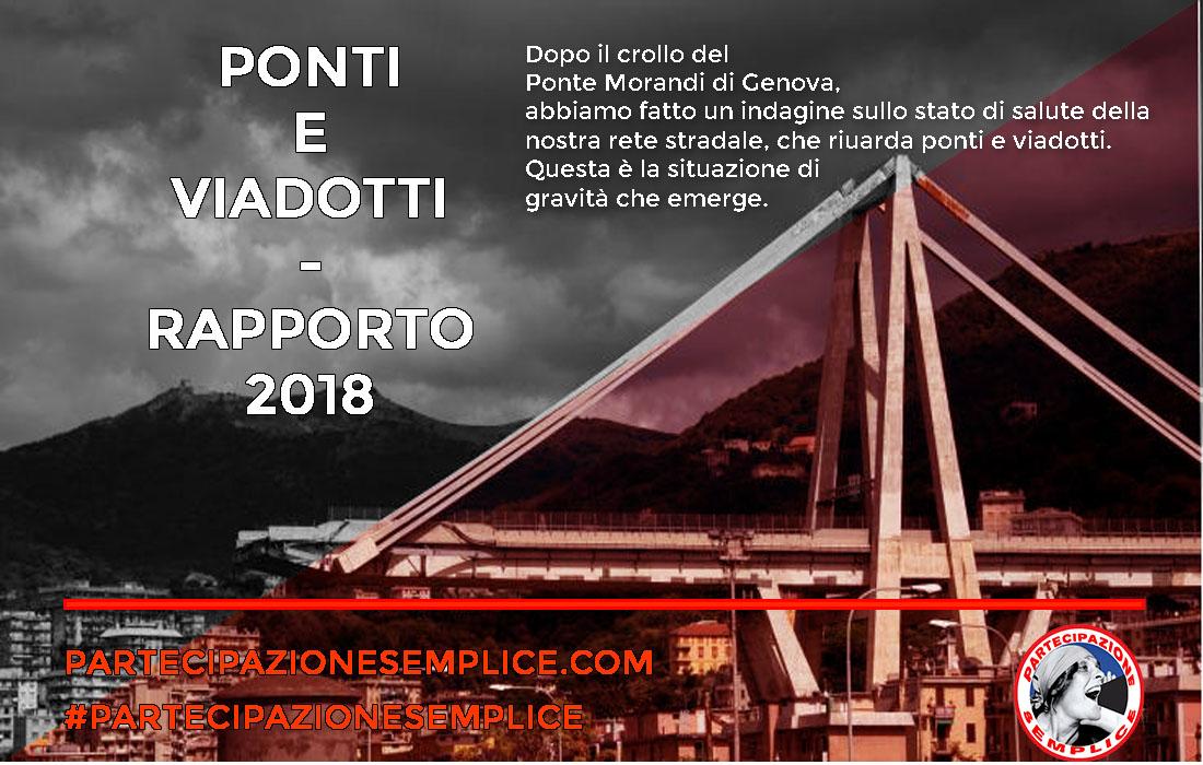 Ponti e Viadotti – Rapporto 2018