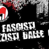 NUOVO ANTIFASCISMO - 11. Le Azioni di Boicottaggio