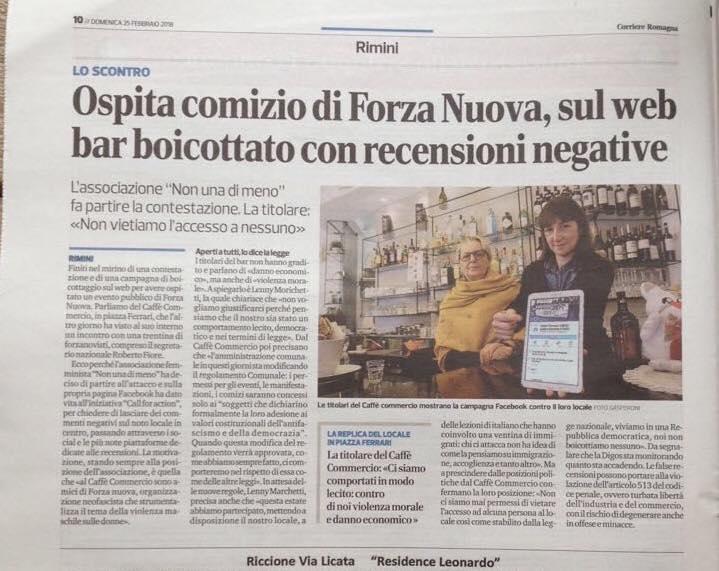 corriere-romagna-25-feb-2018-su-boicotaggio-caffè-commercio.jpg